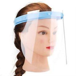Alpina Gezichtsmasker met Verstelbare Band Spatscherm Transparant