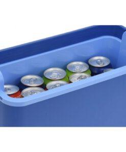 Orange85 Koelbox 12 liter IJsblauw