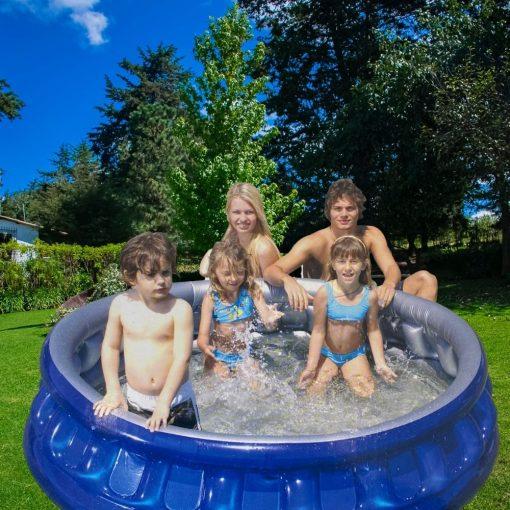 opblaasbaar zwembad groot sfeerbeeld