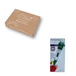 Orange85 Thermometer Kind Flexibel Digitaal Kikker 4