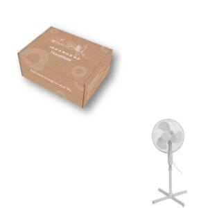 Orange85 Ventilator Staand 3 Snelheden