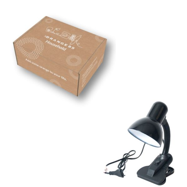 Orange85 Verstelbare Flexlamp met Tafelklem