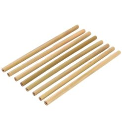 Orange85 Bamboe rietjes 8 stuks