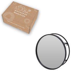 Orange85 Spiegel Rond Metaal Zwart 50 cm 3