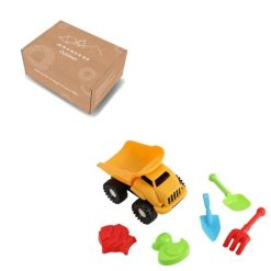 Orange85 Strand Speelgoed Vrachtwagen 6-delig