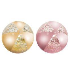 Orange85 Strandbal Glitter Goud en Roze 500x 1