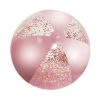 Orange85 Strandbal Glitter Roze