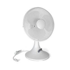 Orange85 Tafel Ventilator Plastic Wit