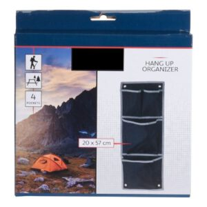 Orange85 Tent Organizer met 4 Vakken