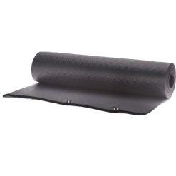 Orange85 Yogamat Fitnessmat Zwart 180 x 60 cm