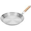 Vaggan Barbecuepan Grillpan Houten handvat (1)