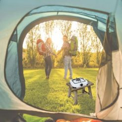 Orange85 Camping Gaspit Wit 1 pit 26 cm