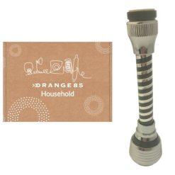 Orange85 Flexibel Kraanverlengstuk RVS