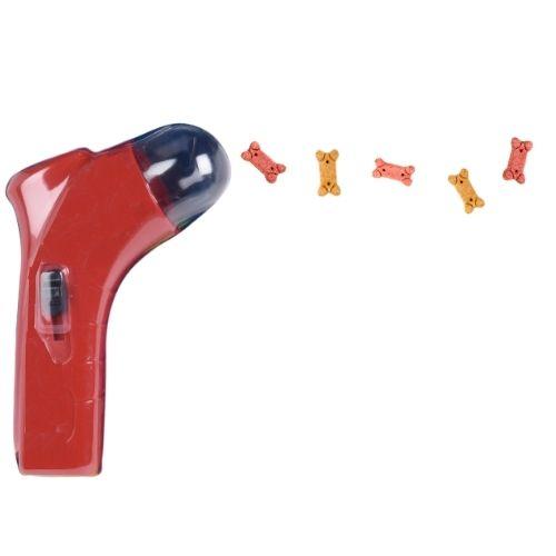 Orange85 Hondensnack Schieter Houder Rood