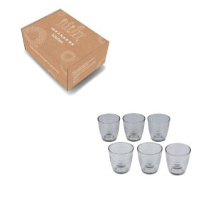 Alpina Waterglazen Drinkglas 6 stuks 225 ml (1)