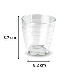 Alpina Waterglazen Drinkglas Afmetingen