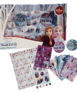 Disney Frozen Stickerbox XL 575 stuks