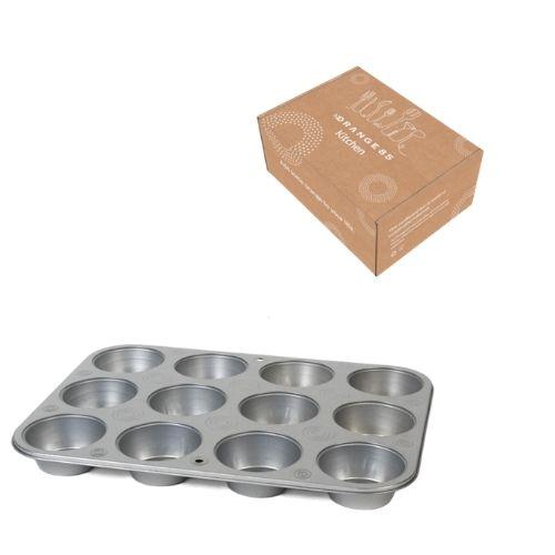 Orange85 Cupcake Muffin Maker Bakvorm voor 12 stuks