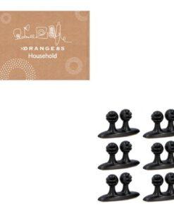 Orange85 Kabelhouder Snoerhouder Kabel Organiser 6 stuks (1)