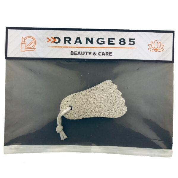 Orange85 Puimsteen Scrub in Voetvorm Eelt