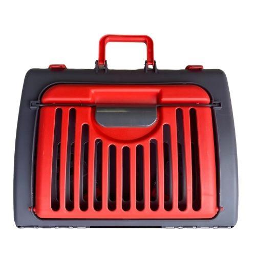 Orange85 Reismand Rood voor kat 46x36x12