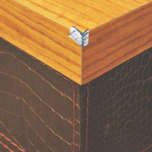 Orange85 Tafel Hoekbeschermers Transparant