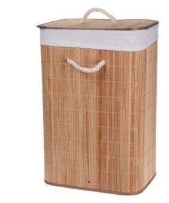 Orange85 Wasmand Bamboe Opvouwbaar