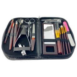 Orange85 Manicureset Pedicureset Makeup set 18 stuks