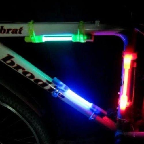 Benson Fietsverlichting Fietslicht LED 2 stuks