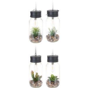 Orange85 Hanglamp met Plant Eetkamer Industrieel
