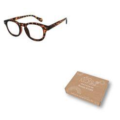 Orange85 Leesbril Dames Panterprint +1.00