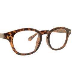 Orange85 Leesbril Dames Panterprint +3.00