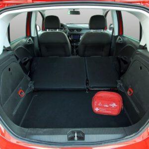Orange85 EHBO koffer Verbanddoos met Ritssluiting Auto