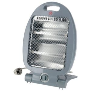 Orange85 Elektrische Heater Verwarming Zilver