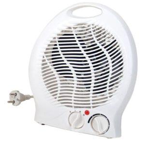 Orange85 Elektrische Ventilatorkachel Verwarming Wit