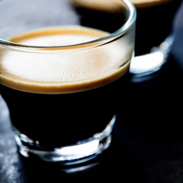 Orange85 Koffie Glazen 6 Stuks