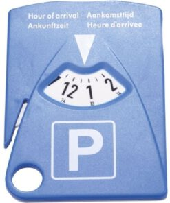 Orange85 Parkeerschijf met parkeertickethouder