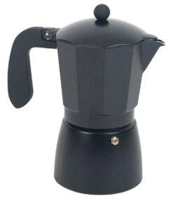 Orange85 Percolator Koffie 3 kops Zwart
