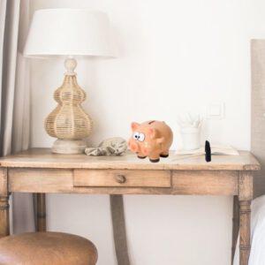Orange85 Spaarvarken Spaarpot met Hamer