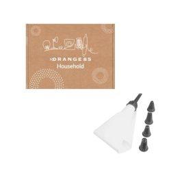 Orange85 Spuitzak met Spuitmondjes 6 stuks