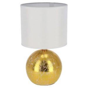 Orange85 Tafellamp Goud Slaapkamer Woonkamer 28 cm