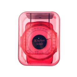 Orange85 Keukenweegschaal met Kom Rood 2 Stuks Compact Analoge 2_detail