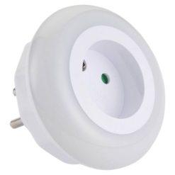Nachtlampje Stopcontact vooraanzicht