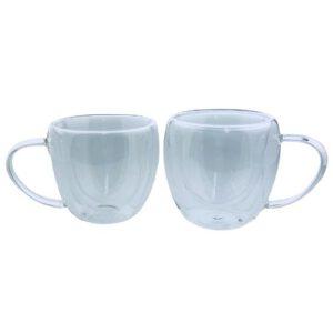 Orange85 Koffieglazen Dubbelwandig Glas