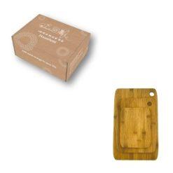 Orange85 Snijplanken Bamboe set van 3