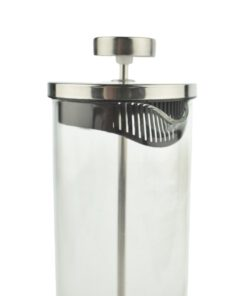 Orange85 Handmatige Melkopschuimer Glas RVS 2