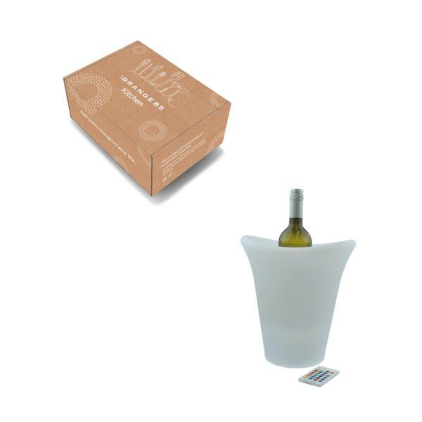 Orange85 Wijnkoeler met LED Verlichting Multicolor 7_verpakking
