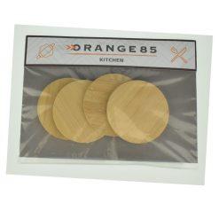 Orange85 Bamboe Onderzetters Rond 4 Stuks 5_verpakking