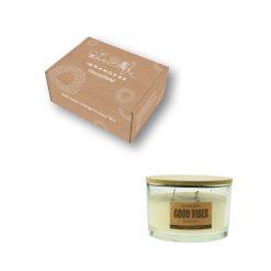 Orange85 Geurkaars in Pot Relax 430 gr 5_verpakking