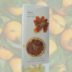 Orange85 Geurstokjes Orange Blossom 200ml Vintage Botanical_detail